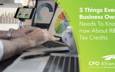 3 Things Every Business Owner Should Know About R&D Tax Credits